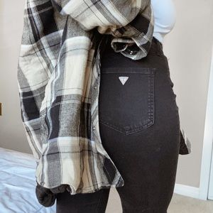 Guess High Waisted Jeans